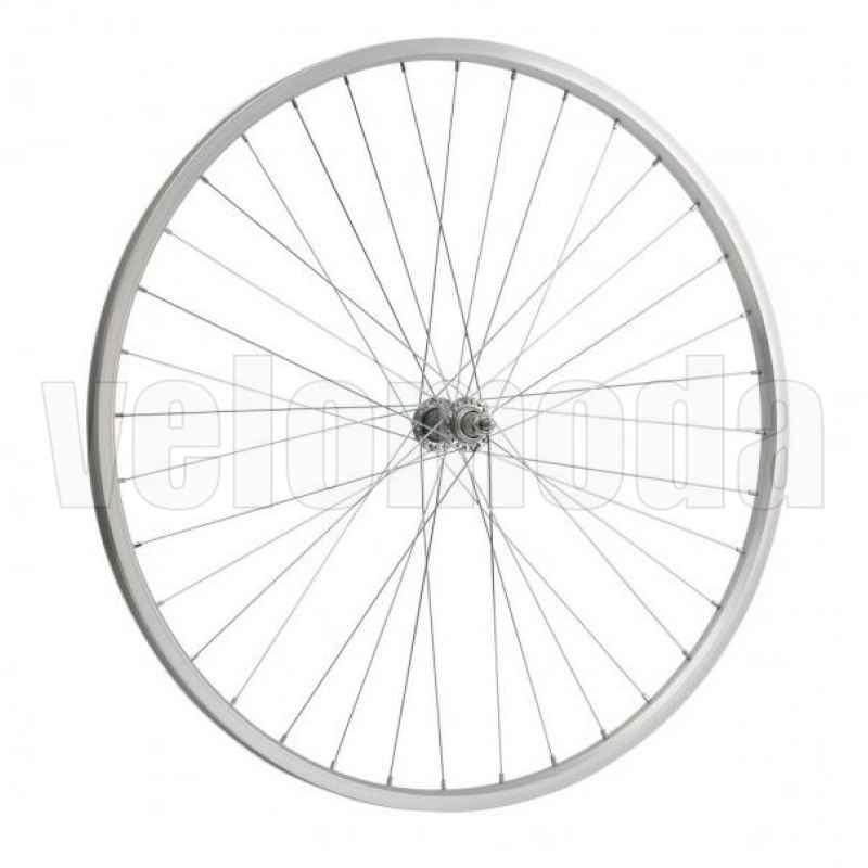 """Колесо переднее для дорожного велосипеда (Аист) 28"""" без резины, ММВЗ"""