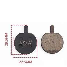 Колодки тормозные BARADINE MTB-945V, 70 мм (черный)