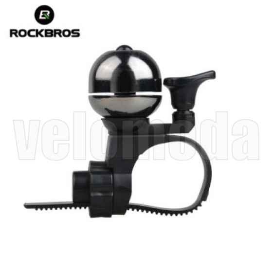 Велозвонок ударный Rockbros 1002 медный
