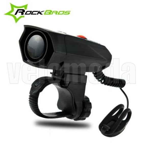 Велозвонок электронный Rockbros LB1001