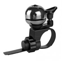 Велозвонок ударный Gub retro-8 медный (Черный)