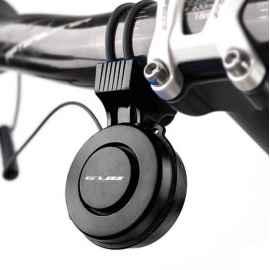 Велозвонок электрический Rockbros CB1709 3 мелодии (зелёный)