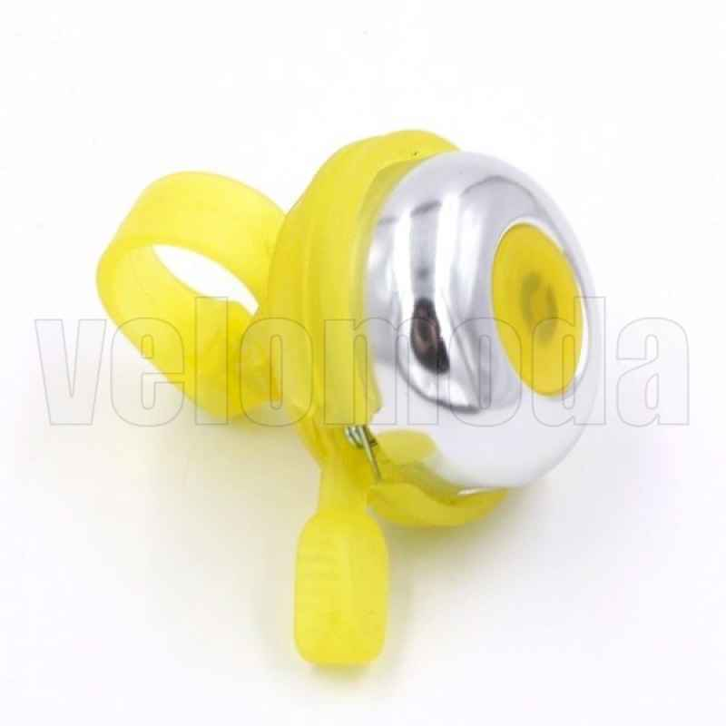 Звонок 33AD D-45 мм (Желтый)
