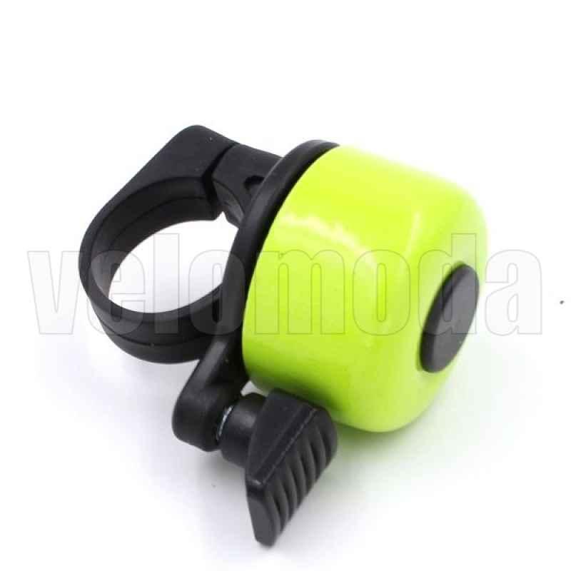 Велозвонок ударный 165022 стальной (Зелёный)