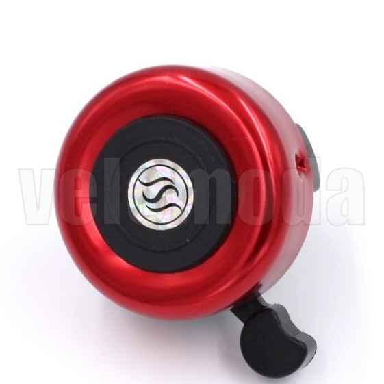 Велозвонок стальной HW 165026 (Красный)