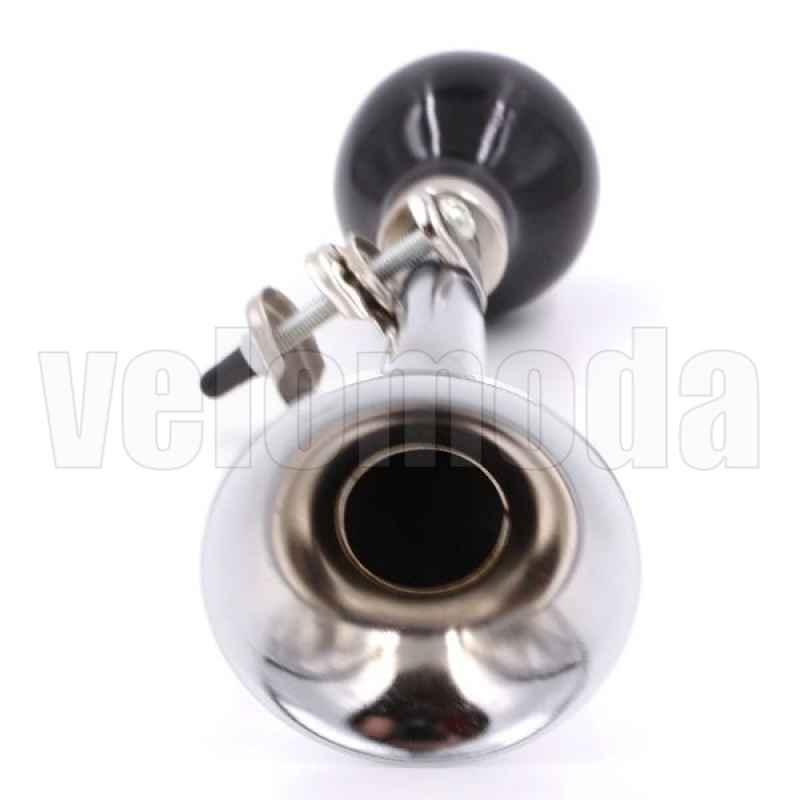 Клаксон стальной HW165133 (Серебро)