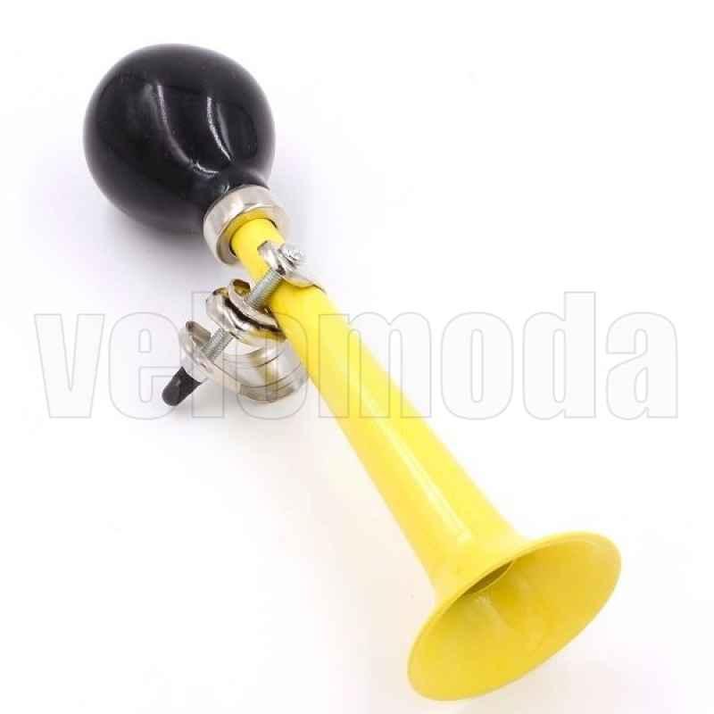 Клаксон стальной HW165133 (Желтый)
