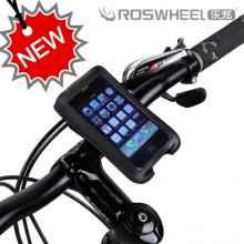 Велосипедный держатель для телефона на руль Roswheel до 4 дюймов