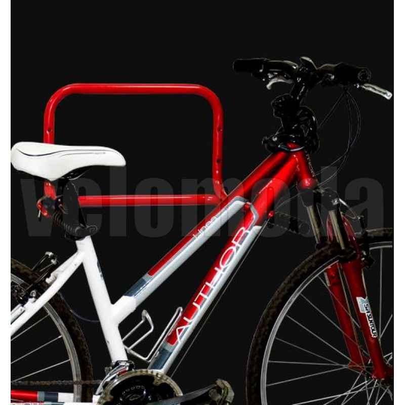 Подвес для 2-ух велосипедов настенный, горизонтальный стальной Esse 08