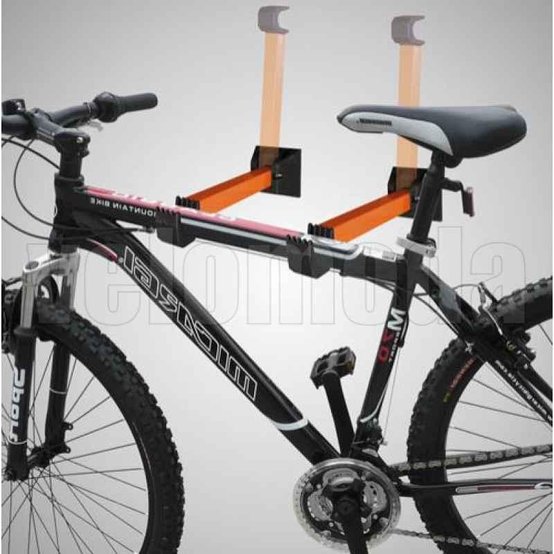 Подвес для велосипедов настенный, горизонтальный стальной Esse 1815