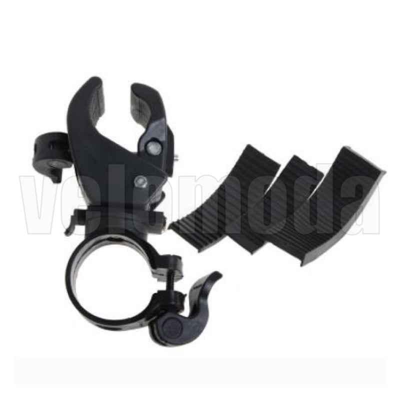 Универсальный держатель для фонарика, насоса RockBros 81127 быстросъемный