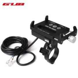 Велосипедный держатель для телефонов 3,5 - 7 дюймов Rockbros RB-PH666 (крепление на болт)