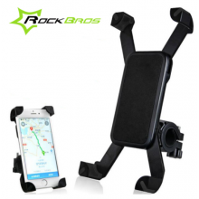 Велосипедный держатель для телефонов 3,5 - 7 дюймов Rockbros RB-666 (паук)