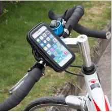 Велосипедный держатель для телефона/навигатора на руль Rohs (155*85mm)