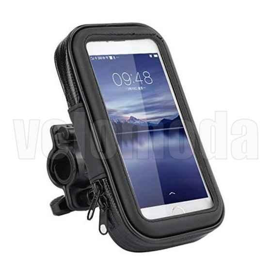 Велосипедный держатель для телефона/навигатора на руль Fly до 5,2 дюймов