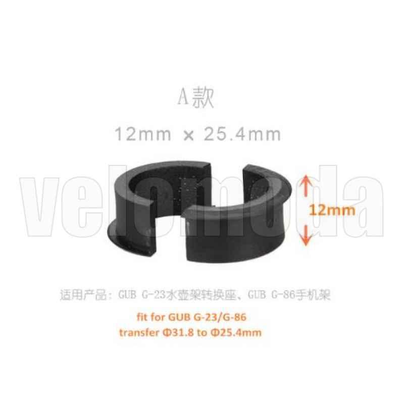 Пластиковый переходник с 25,4 на 31,8 (mm)