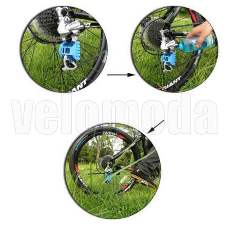 Набор для чистки механизмов велосипеда Cylion