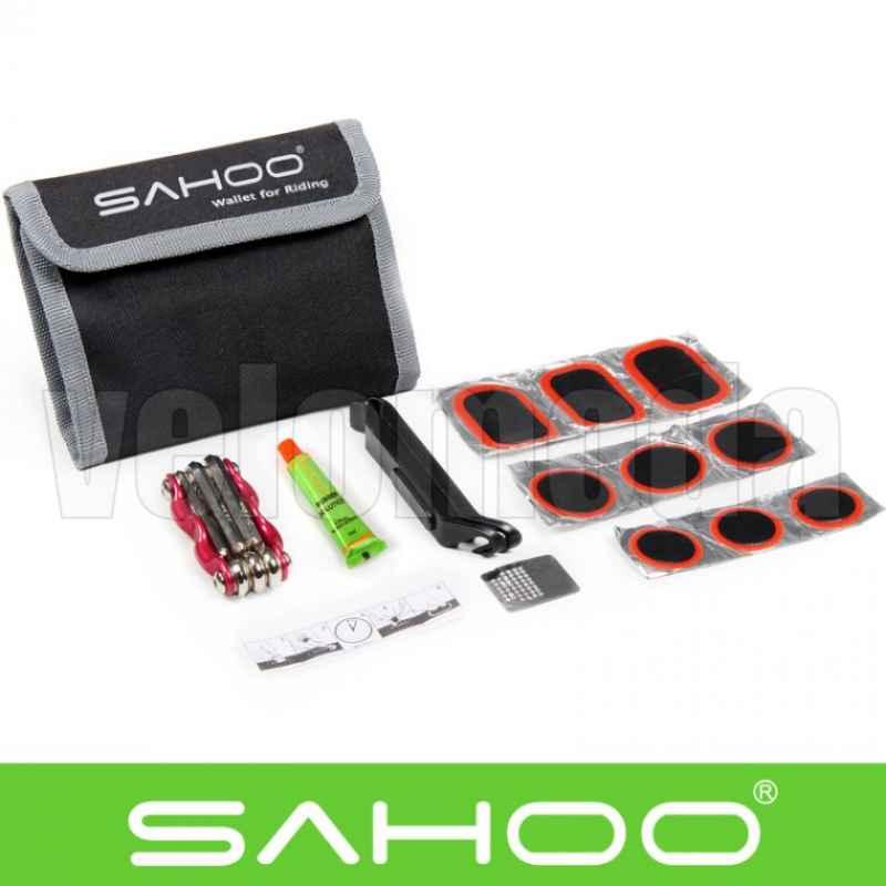 Набор инструментов Sahoo в кошельке
