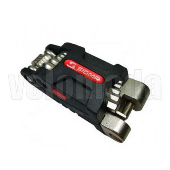 Ключи для велосипеда 16в1 Sigma Мультитул