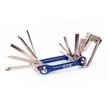 Ключи для велосипеда Boi 11в1 Мультитул (синий)