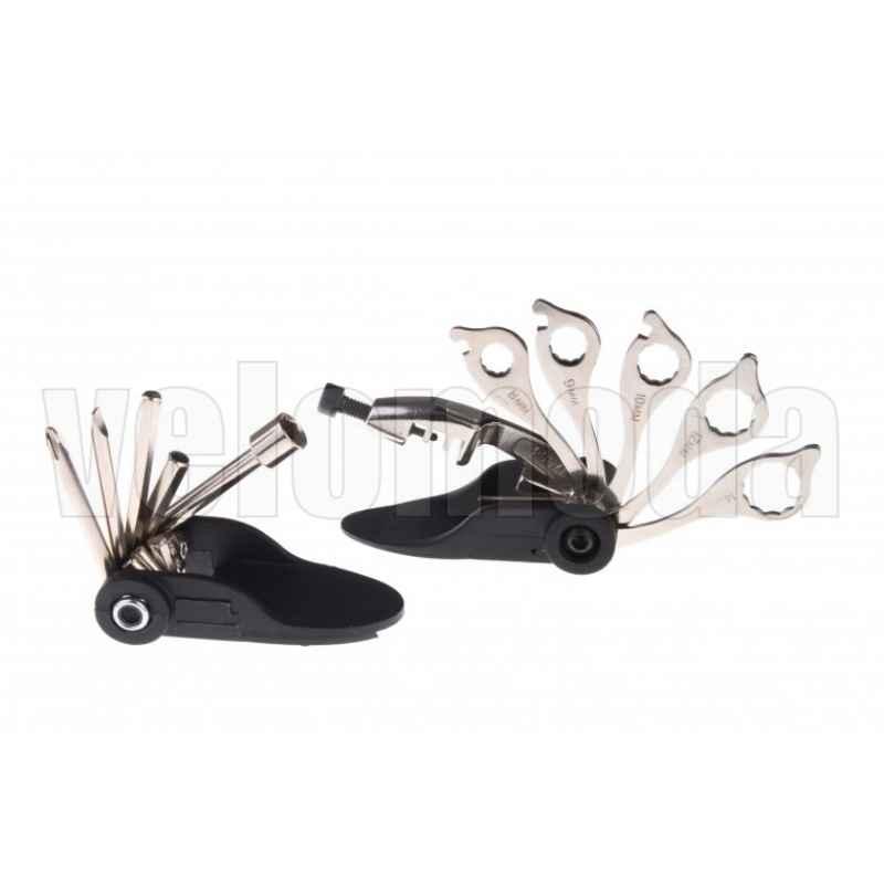Ключи для велосипеда Sahoo 15в1 Мультитул из двух частей