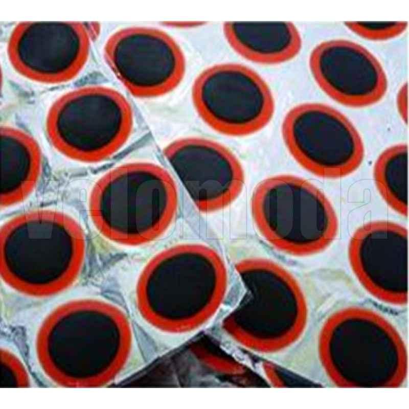 Заплатки для камеры велосипеда 34мм, 36шт Sahoo