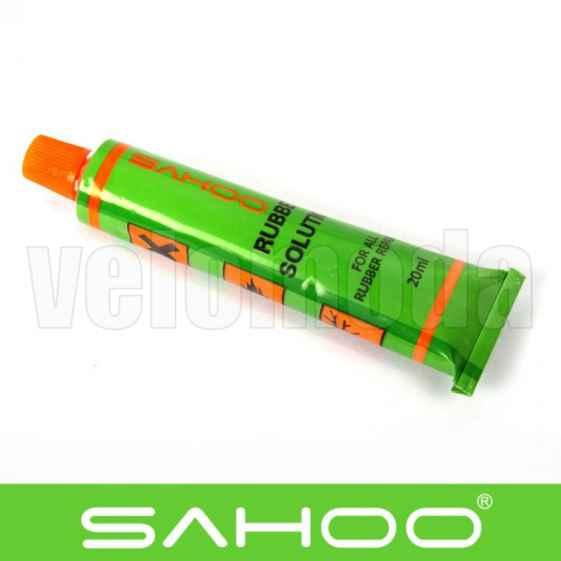 Клей для резины быстросохнущий Sahoo 20мл