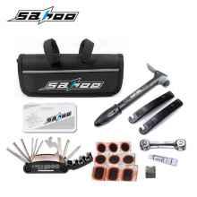 Набор инструментов для велосипеда Sahoo 21040 в сумке (черный)