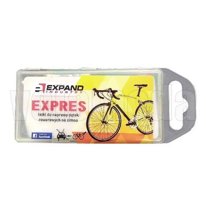 Велоаптечка, набор для ремонта велосипедных камер Expand