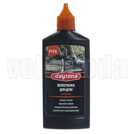 Смазка для цепи велосипедная Daytona PTFE 100 мл (Сухая погода)