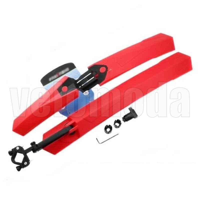 """Щитки для велосипеда Senba SB-328 24""""-29"""" (Красный)"""