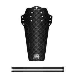 Щитки для велосипеда широкие с габаритом Rockbros DNB-8001 (серый)