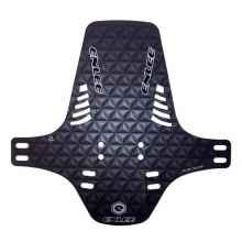 Велосипедное крыло Enlee переднее/заднее, полипропилен (3D узор)