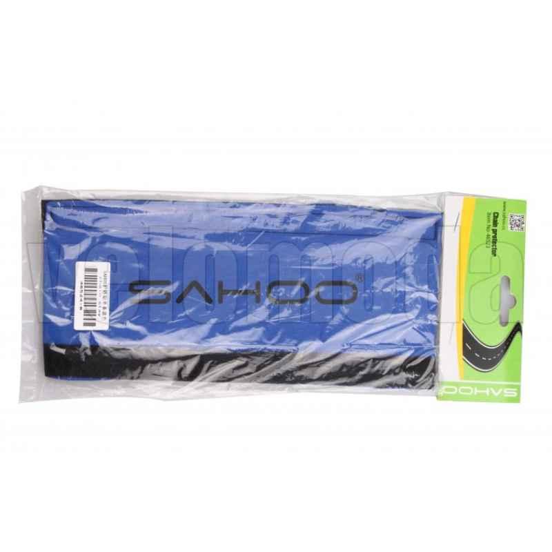 Защита подвески от цепи Sahoo (черный/красный/синий)
