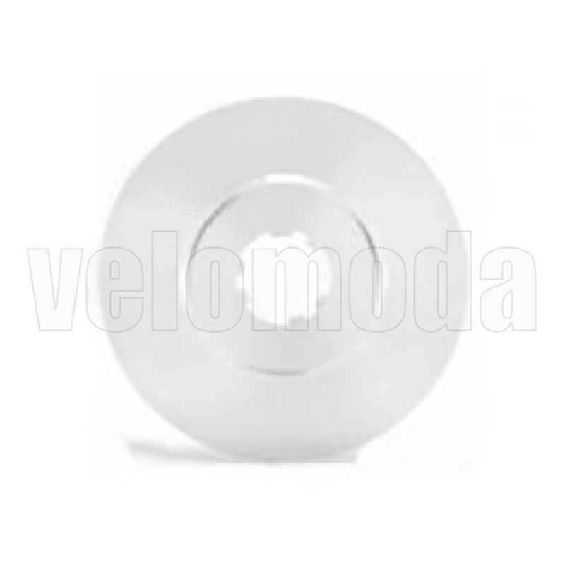 Защита спиц от цепи для кассеты 30-34 зуба, D=150, пластик (прозрачная)